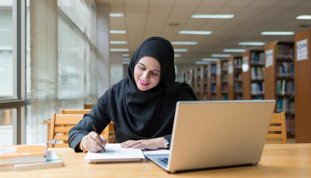 Det var stor vekst i antall vitenskapelige artikler skrevet av forskere fra Pakistan og Egypt i 2018. (Foto: Kdonmuang / Shutterstock / NTB scanpix)