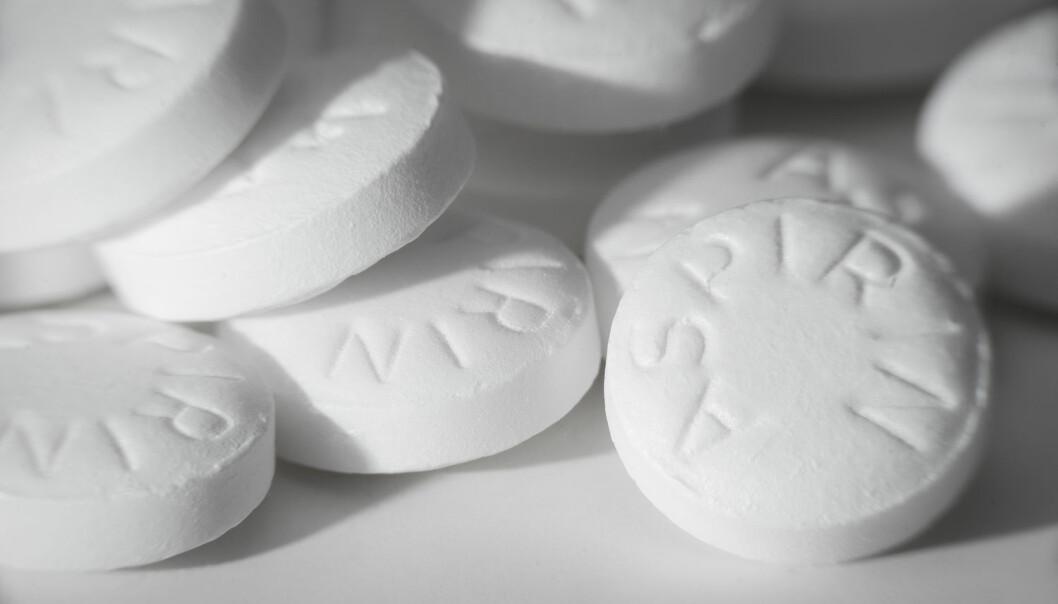 Aspirin ga ikke mindre risiko for slag likevel