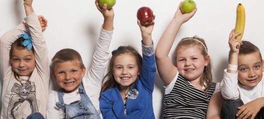 Få tilbake skolefrukten!