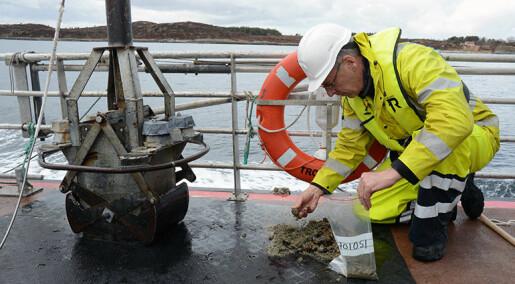 Forskere til sjøs for å jakte på knuste skjell og kråkeboller