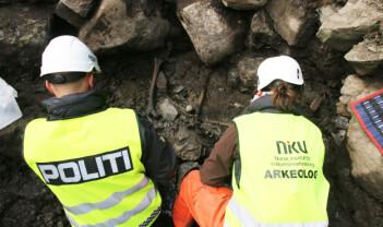 Hvordan kan arkeologi gi bedre politietterforskning?