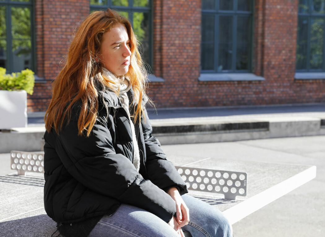 Ungdata-rapporten for 2018 viser at det har vært en økning i selvrapporterte psykiske plager blant unge. Unge jenter er mest utsatt, men guttene sliter også. (Illustrasjonsfoto: Mia Oshiro Junge / NTB scanpix)