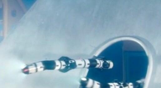 Slangerobot får undervannsjobb i Nordsjøen