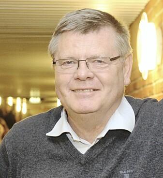 Ørjan Olsvik er professor i medisinsk mikrobiologi ved UiT. (Foto: UiT)