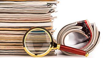 Verdens største tidsskrifter til kamp mot falsk forskning