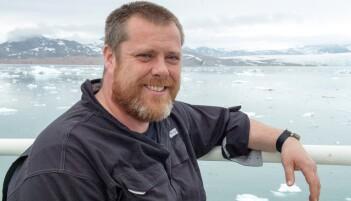 Jørgen Berge fra UiT og hans kolleger i Skottland har nylig publisert spennende resultater fra det høye Arktis om dyreplankton. (Foto: Karine Nigar Aarskog)