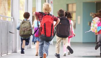 Risikoen er større for å få en ADHD-diagnose for norske barn som er født etter sommerferien.  (Foto: Shutterstock / NTB scanpix)