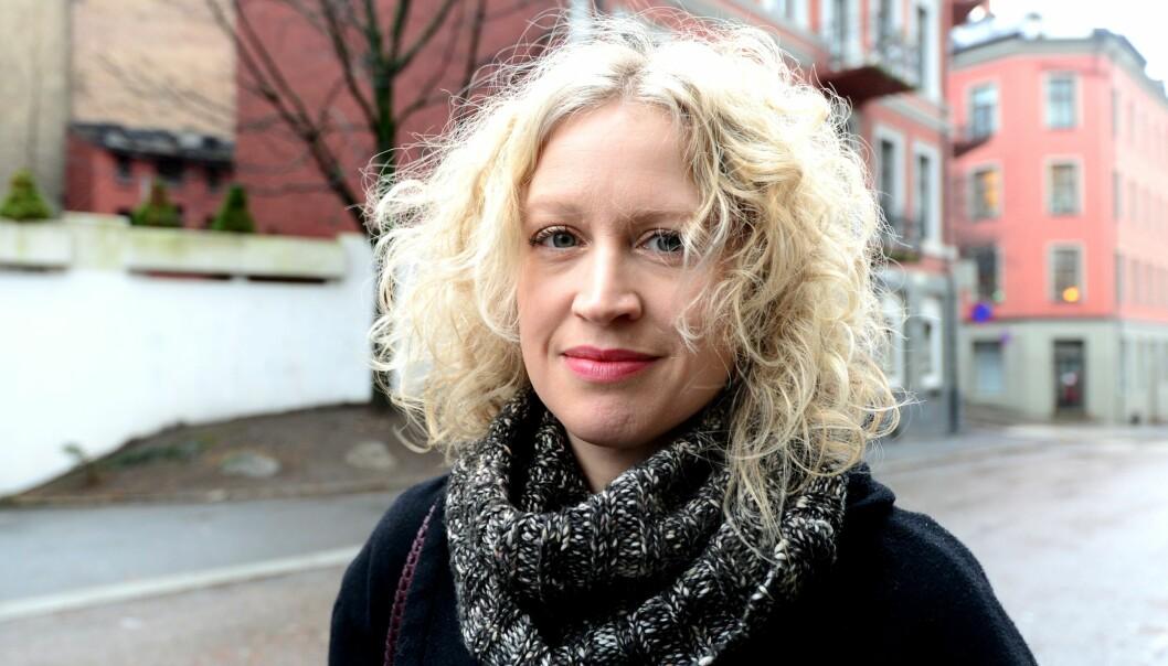 I flere år fotfulgte Ingrid M. Tolstad et svensk musikkproduksjonsselskap. (Foto: Silje Pileberg)