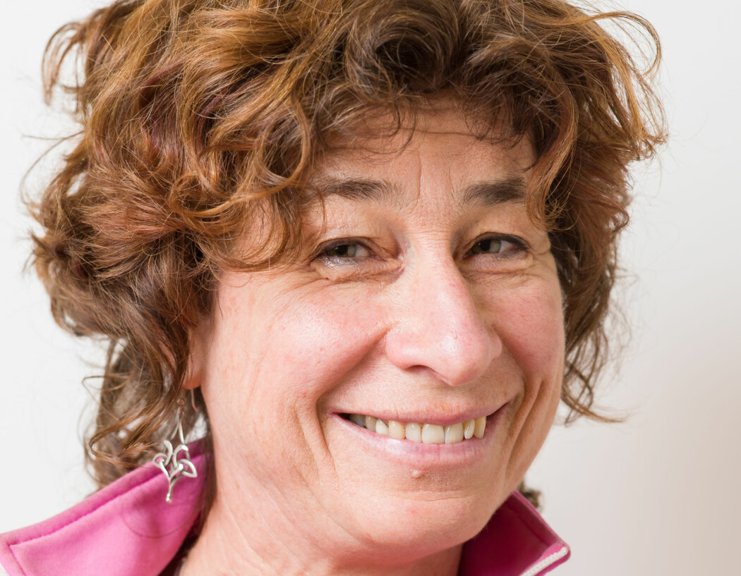 Professor Marie Ellström Engh har mottatt prisen for sitt arbeid med å forene ekstraordinær klinisk og akademisk kunnskap innen gynekologi og obstetrikk. (Foto: Øystein Horgmo, UiO)