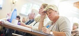 Fagskolen aldring og helse tilbyr nå høyere utdanning