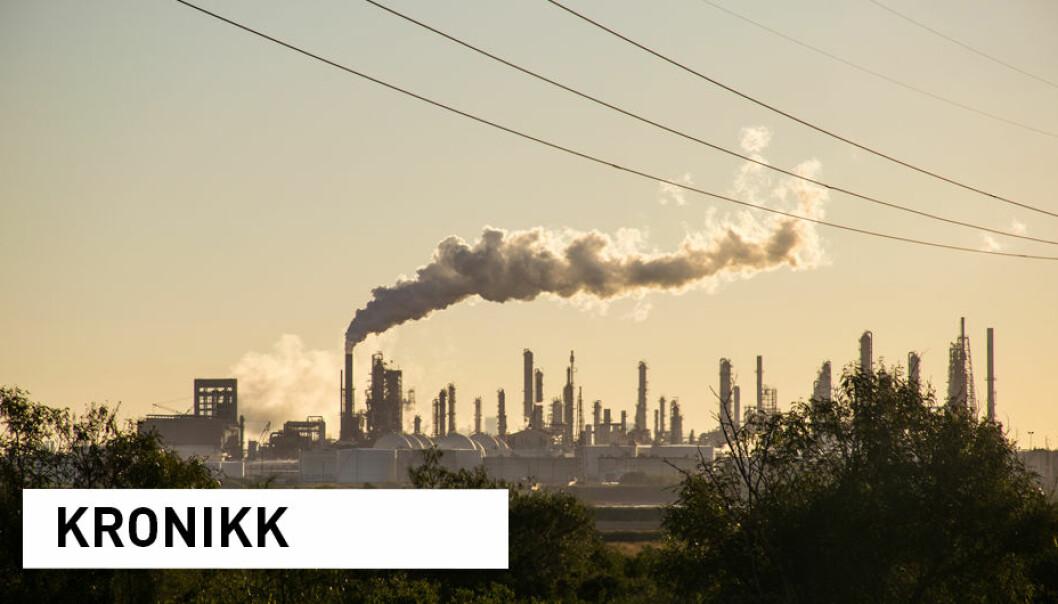 – Fra kun å ha ambisjoner om å bekjempe klimaendringene, må vi gå til handling! Men veivalgene må baseres på kunnskap, skriver kronikkforfatterne. (Illustrasjonsfoto: Roschetzky Photography / Shutterstock / NTB scanpix)