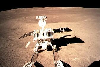 Slik ser det ut på månens skjulte side