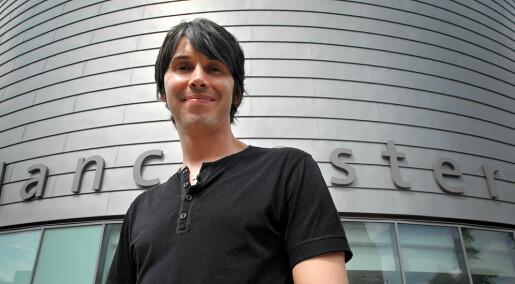 Kjendisforskeren Brian Cox kommer til Trondheim