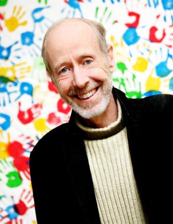 Erling Roland (Foto: UiS)