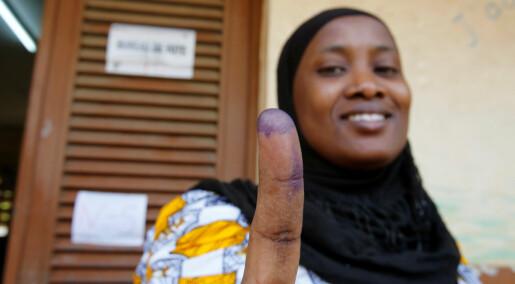 Kvinners rettigheter kan hjelpe demokratiet