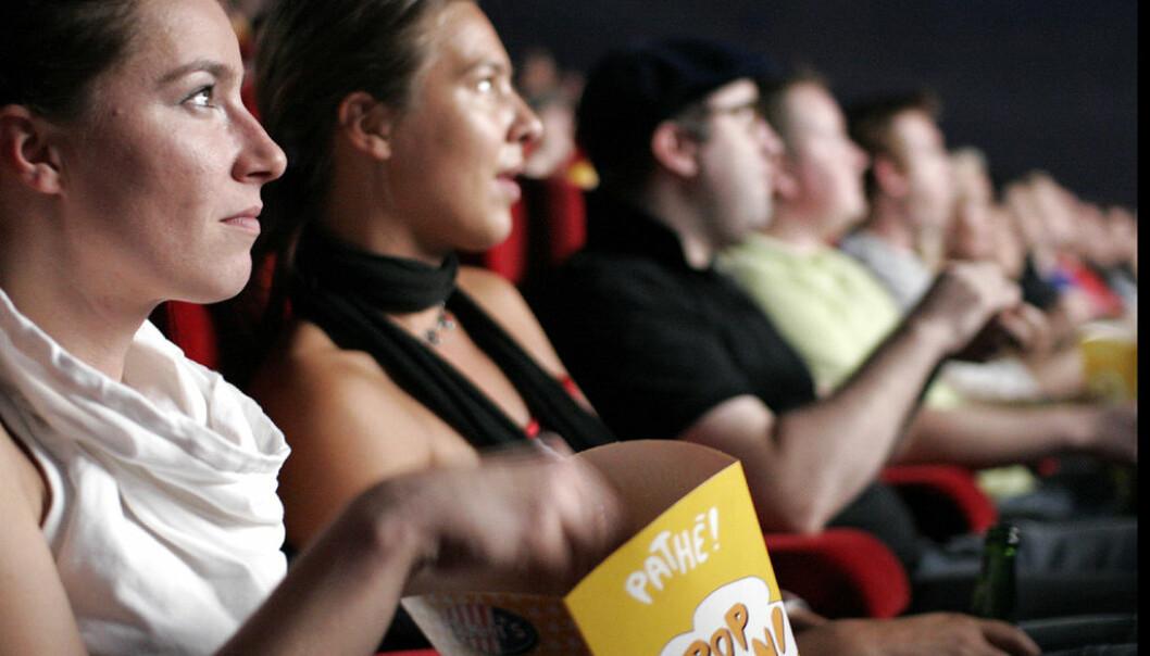Da kinofilmene først kom, var det flere som fryktet at filmene ville skade hjernen og synsevnen. (Foto: rpb1001 / flickr / Creative commons)
