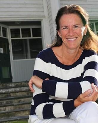 Bettina Husebø mener det bør legges bedre til rette for at flere får muligheten til å dø i sitt eget hjem. (Foto: UiB)