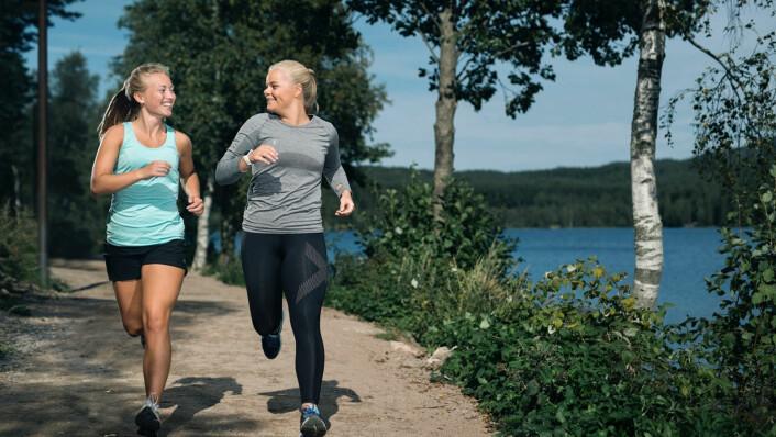 Gleden bør være den viktigste drivkraften i barne- og ungdomsidrett, mener denne NIH-bloggen. Foto: NIH