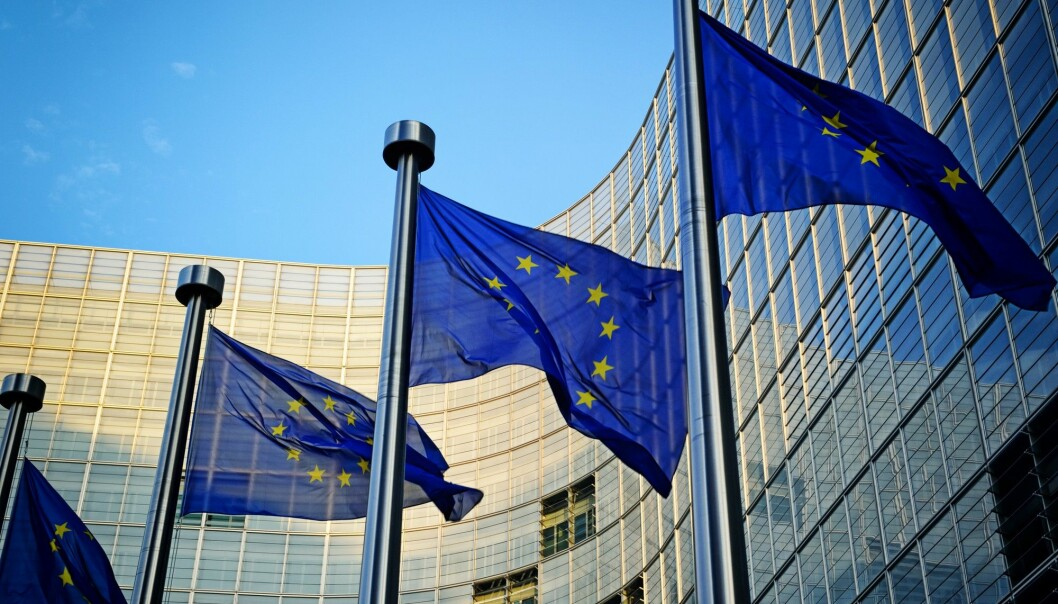 Som åsted for to historisk grusomme kriger i løpet av et kvart århundre, var det i 1945 gode grunner til å kalle Europa et mislykket kontinent. Hva var svaret? EU. I alle fall delvis.   (Foto: symbiot / Shutterstock / NTB scanpix)