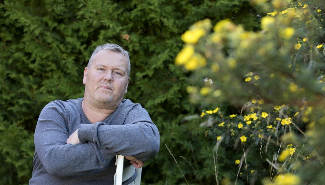 Morten var ikke bare sliten eller deprimert, slik de trodde, han hadde Alzheimer. (Foto: Nasjonalforeningen for folkehelsen)