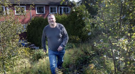 Morten er småbarnspappa med Alzheimer