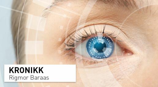 Kunstig intelligens kan redde synet vårt