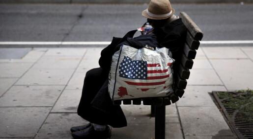 Den amerikanske drømmen blekner