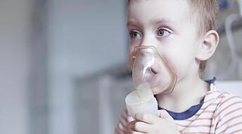 Sår tvil om sammenheng mellom lite D-vitamin og astma