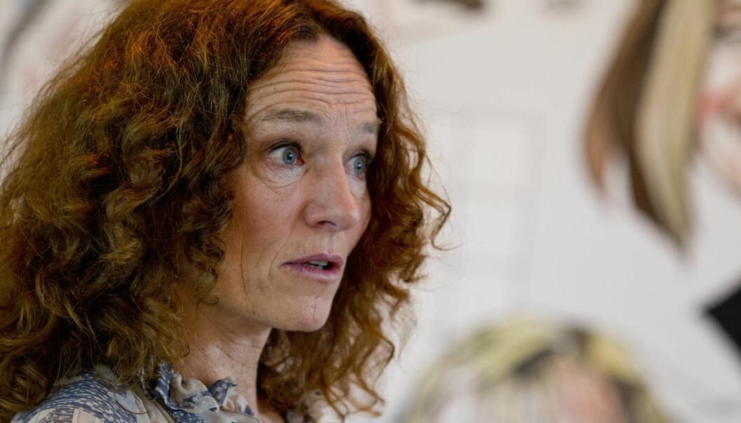 Camilla Stoltenberg ved Folkehelseinstituttet mener forskning ofte ikke er designet slik at man kan skille mellom assosiasjoner og årsakssammenhenger. Hun leder et prosjekt som tar for seg autisme, arv og miljø. (Foto: Vegard Grøtt / NTB scanpix)