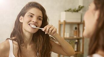 Slik beskytter fluor tennene dine