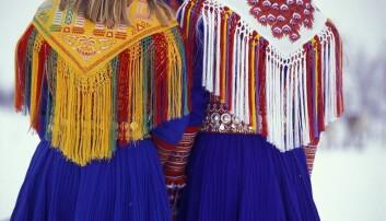 Fornorskningspolitikken ble institusjonalisert i lovgivning og praktisk politikk fra midten av 1800-tallet. Samisk språk, historie og etnisk bakgrunn ble på flere steder og i mange slekter brakt til taushet, noe som blant annet resulterte i tap av språk og identitet. (Foto: Trym Ivar Bergsmo/Samfoto/NTB Scanpix)