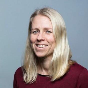 Kari Margrethe Seeberg er seniorforsker ved Sintef. (Foto: Sintef)