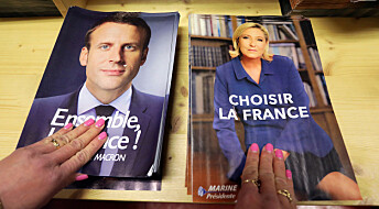 Bakgrunn: Fransk valg står mellom elite og anti-elite