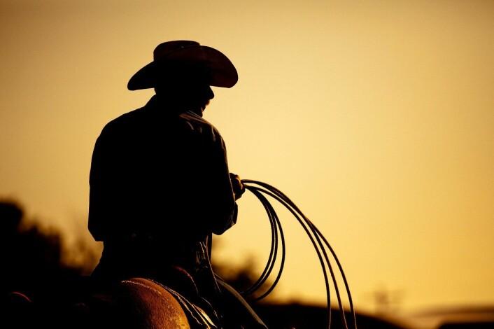 I 1877 var det mer enn 5000 ettersøkte menn, bare i Texas. (Illustrasjonsfoto: Sascha Burkard, Shutterstock, NTB scanpix)