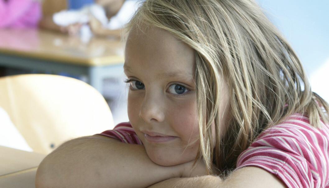 I den nye studien ble metoden brukt til å vurdere selv-rapportert lykke hos barn og ungdom med foreldre som enten er fysisk eller psykisk syke eller rusavhengige. (Illustrasjonsbilde: Shutterstock / NTB Scanpix)