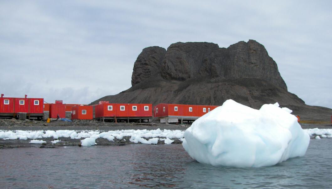 I dag er det bare de landene som driver forskning på Antarktis som får være med på å bestemme over kontinentet. Er dette egentlig rettferdig? spør filosofer fra flere land.  (Foto: Nicolas Misculin / Reuters / NTB Scanpix)
