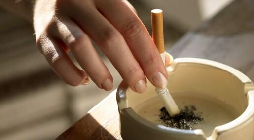 Slutte å røyke? Dette virker best