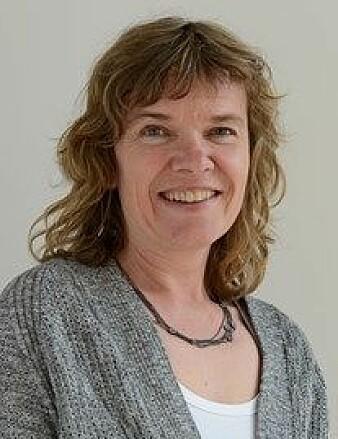 Forsker Margrete Skår. (Foto: NINA)