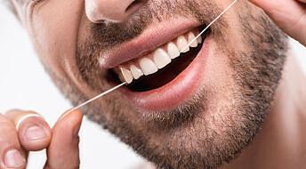 Ny studie: Noen typer tanntråd kan være helsefarlige