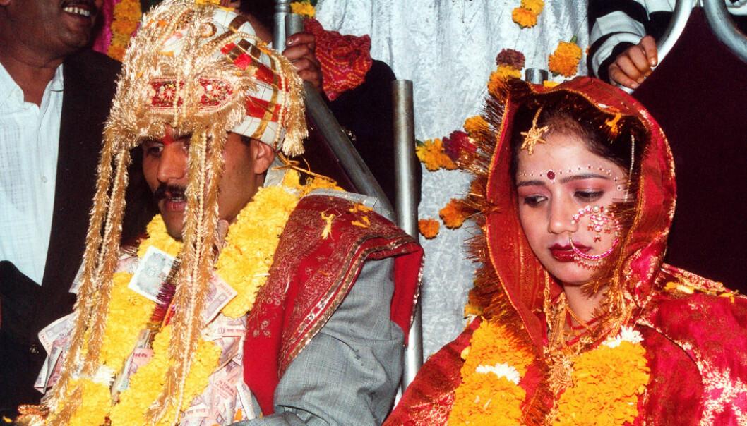 Bryllupsfester og religiøse seremonier i utlandet er ikke nok til å gjøre eksteskapet gyldig i Norge. Det kan skape problemer for de som vil ut av ugyldige tvangsekteskap. (Illustrasjonsfoto: donpat_22 / Flickr)