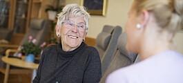 Skal finne ut av brukernes behov ved demens