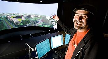 Vil utvikle byer med virtuell virkelighet