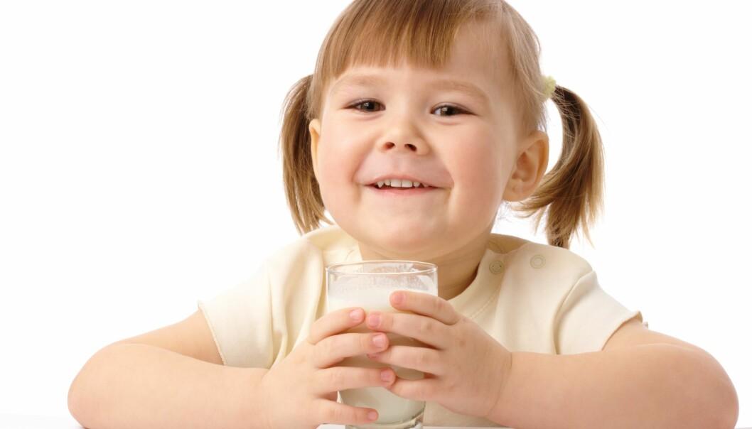 De svenske foreldrene hadde selvdiagnostisert at hvert femte av barna deres var matallergisk. Derfor ble barna holdt unna melk, egg, fisk eller hvete.  (Foto: Colourbox)