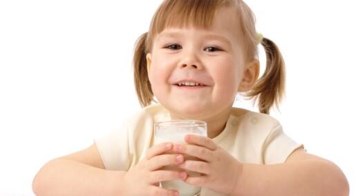 Bare ett av ti barn med matallergi var allergiske