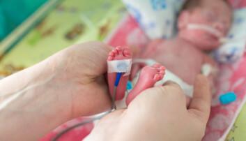 Ekstremt for tidlig fødsel leder ofte til dødsfall eller livsvarige handikap. Nå har forskere fra USA funnet opp en kunstig livmor som kan forlenge den tiden som fostret har til å utvikle seg i hvis det blir født for tidlig.  (Foto: Kristina Bessolova / Shutterstock / NTB scanpix)