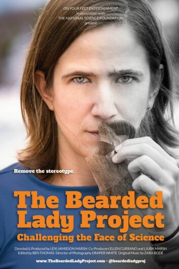 Dokumentarfilmen jeg gleder meg til å se! Foto: The bearded lady project