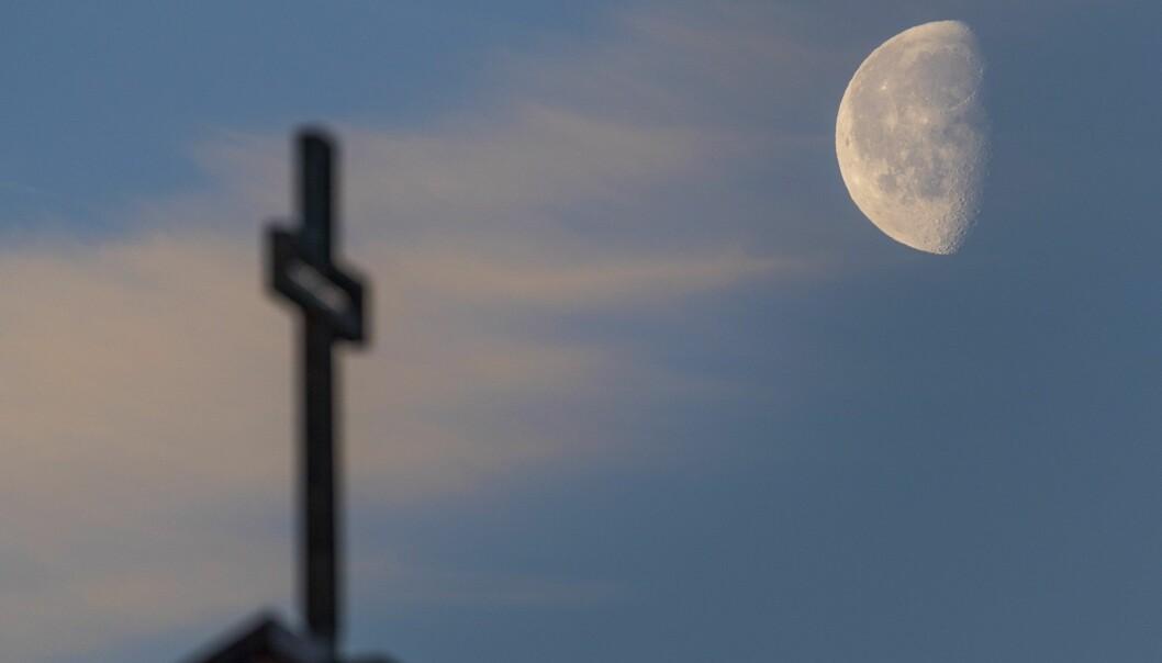 Over halvparten av de ansatte sier de kjenner til at det har forekommet seksuelt krenkende atferd i kirken. (Illustrasjonsfoto: Heiko Junge / NTB scanpix)