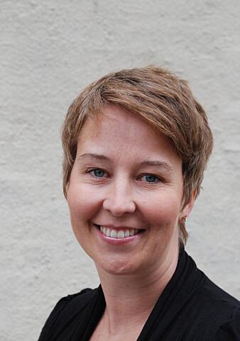 Hanne Hagtvedt Vik. (Foto: UiO)