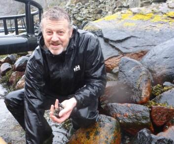Stein Mortensen (Foto: Havforskningsinstituttet)