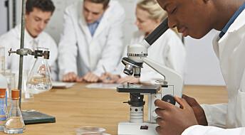 Innvandrere i akademia er stort sett internasjonale forskere